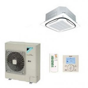 Daikin FCQG140F/RZQSG140LV/LY Seasonal Classic Inverter