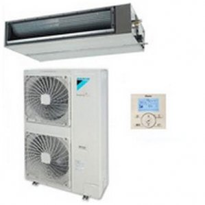 Daikin FBQ125C8/RZQG125LV/LY Seasonal Smart Inverter