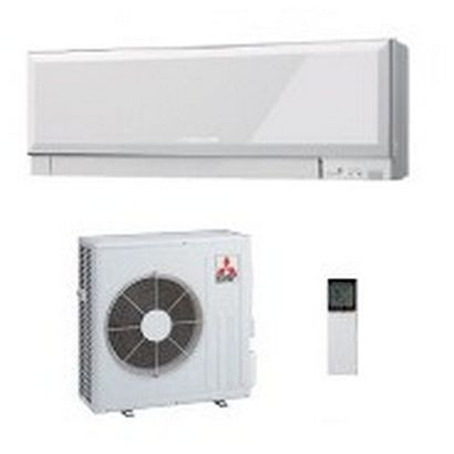 Mitsubishi Electric MSZ-EF50VEW/MUZ-EF50VE R410a Design Inverter (white)